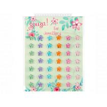 Souza Ear Stickers FLOWERS