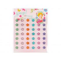 Souza Ear Stickers FLOWERS mix