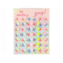 Souza Ear Stickers DOTS pastel