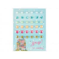 Souza Ear Stickers MIX castle