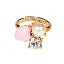 Souza Mermaid Ring SEA SHELL
