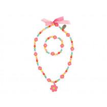 Souza set necklace and bracelet MIRANDA