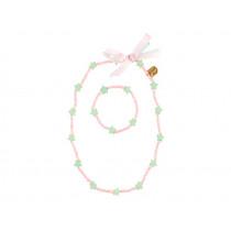 Souza set necklace and bracelet ROMANE