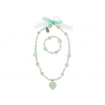 Souza set necklace and bracelet TRACY