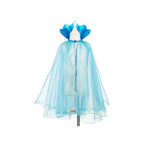 Souza Costume MERMAID Maryola Cape 5-7 yrs