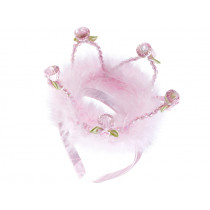 Souza Alice Band Crown MAXIMA pink