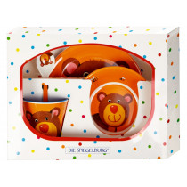 Spiegelburg Melamine Tableware Set BEAR
