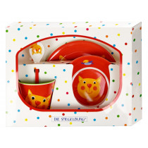 Spiegelburg Melamine Tableware Set CAT