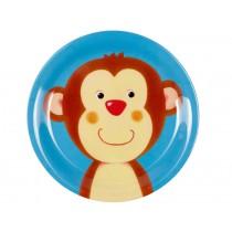 Spiegelburg melamine plate monkey