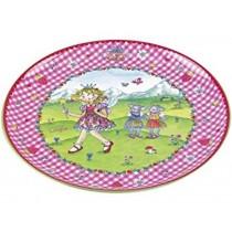 Spiegelburg Melamine Plate PRINCESS LILLIFEE