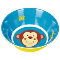 Spiegelburg melamine bowl monkey