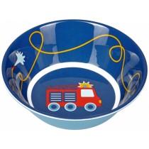 Spiegelburg melamine bowl firefighters