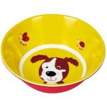 Spiegelburg melamine bowl dog