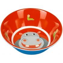 Spiegelburg melamine bowl hippo