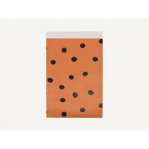 KD x Sticky Lemon 5 Gift Bags FRECKLES Carrot Orange M