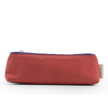 Sticky Lemon Pencil Case DUO Faded Red & Powder Blue