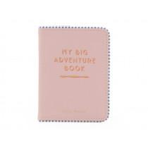 Sticky Lemon Passport Holder DELUXE Mendl's Pink