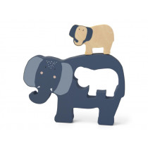 Trixie Wooden Baby puzzle ELEPHANT