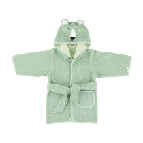 Trixie Hooded Bathrobe POLAR BEAR 5 - 6 years