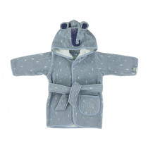 Trixie Hooded Bathrobe ELEPHANT 1 - 2 years