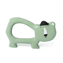 Trixie Natural Rubber Clutching Toy POLAR BEAR