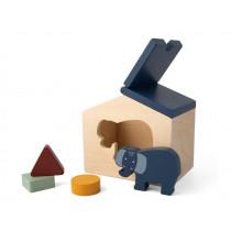 Trixie Wooden house ELEPHANT