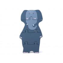 Trixie Wooden Puzzle Animal ELEPHANT