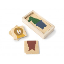 Trixie WOODEN PUZZLE Animal Combination