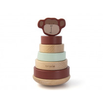 Trixie Wooden stacking tower MONKEY