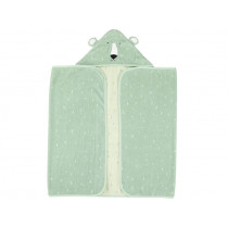 Trixie Hooded Towel POLAR BEAR S