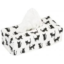 Trixie Tissue Box Cover CATS