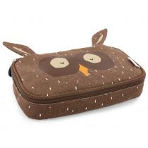 Trixie Pencil Case MR. OWL large