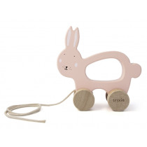 Trixie Pull-Along Toy RABBIT
