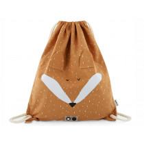 Trixie Drawstring Gym Bag MR. FOX
