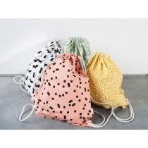 Trixie Drawstring Bag STARS