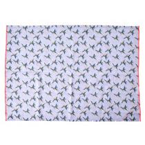 RICE Tea Towel HUMMINGBIRD