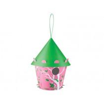 tweet tweet Home Cone Pink / Green Branch