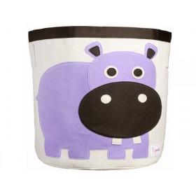 3 Sprouts storage bin hippo