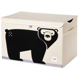 3 Sprouts toy chest bear
