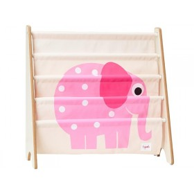 3 Sprouts book rack ELEPHANT