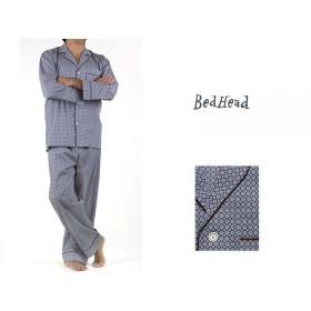 BedHead Pyjama Blue Diamond