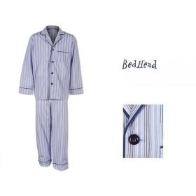 BedHead Pyjama Blue Prep School