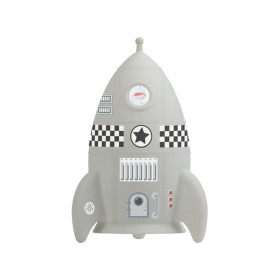 A Little Lovely Company night light ROCKET