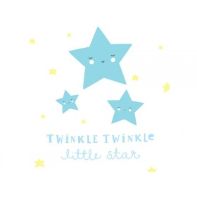 A Little Lovely Company wall sticker stars