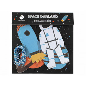 Ava & Yves Garland OUTERSPACE