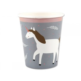 Ava & Yves Paper Cups UNICORN