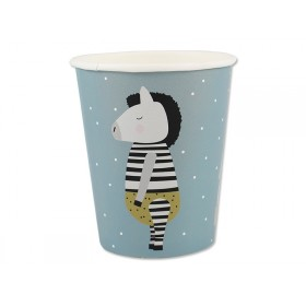 Ava & Yves Paper Cups ANIMALS
