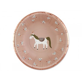 Ava & Yves Paper Bowls CIRCUS PONY