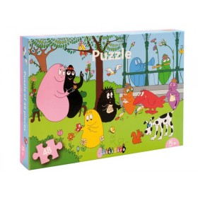 Barbapapa puzzle 48 pieces
