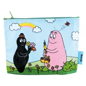 Pouch with Barbapapa by Petit Jour